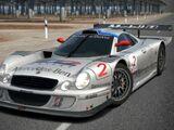 Mercedes-Benz AMG Mercedes CLK-LM '98