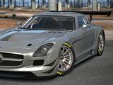 Mercedes-Benz SLS AMG GT3 '11