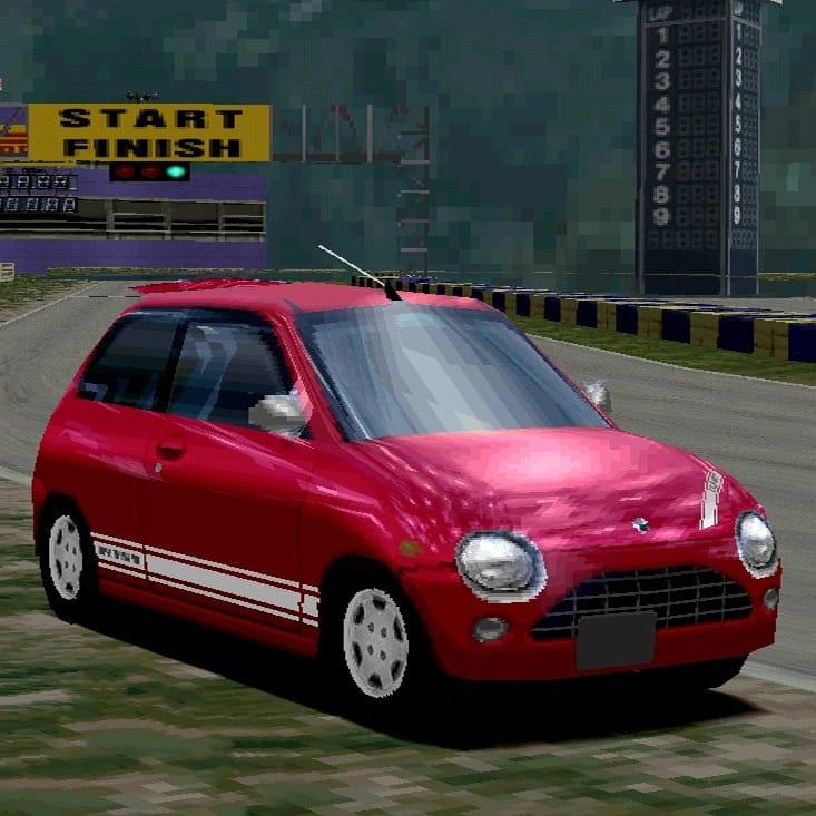 Daihatsu Opti Club Sport (2WD,J) '97