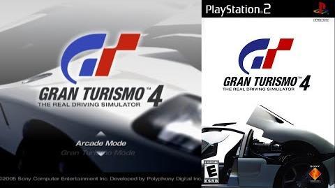 Gran Turismo 4 (PS2 Intro)