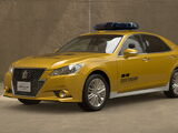 Toyota Crown Athlete G Safety Car