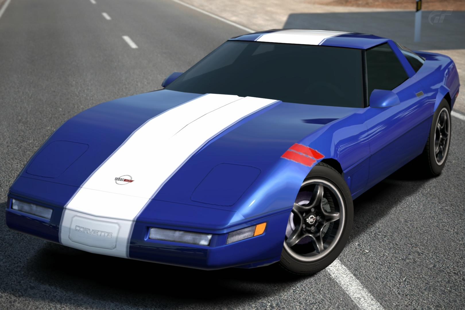Chevrolet Corvette Grand Sport C4 96 Gran Turismo Wiki Fandom