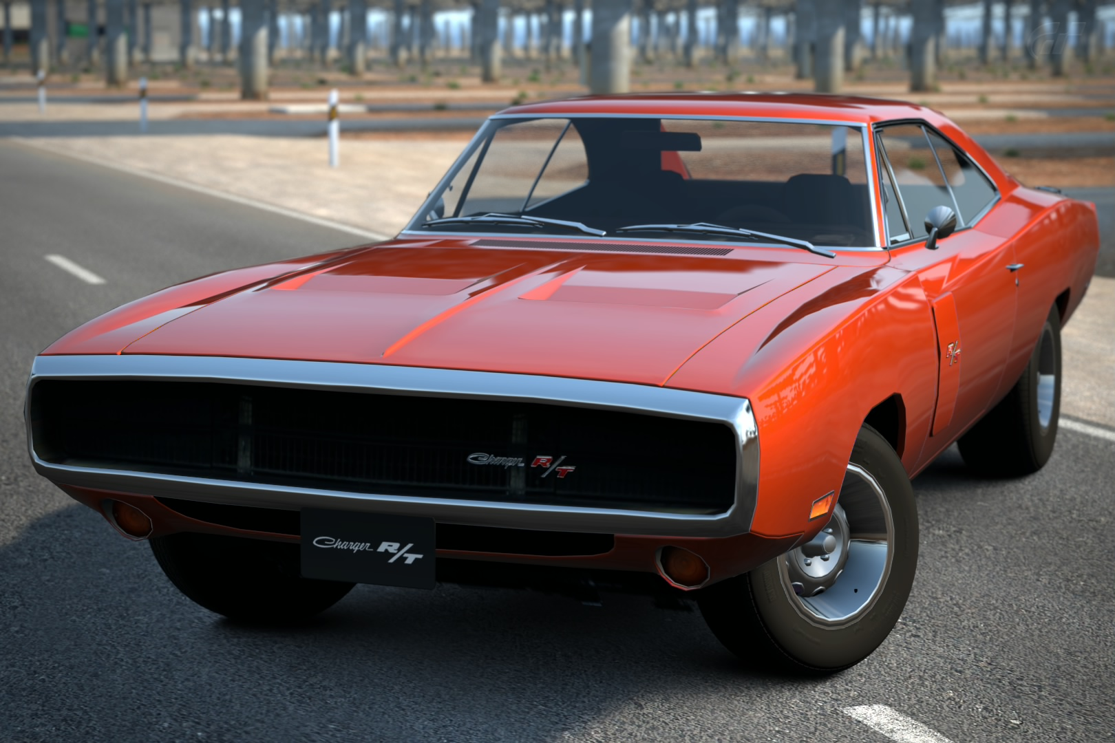 Dodge Charger 440 R/T '70
