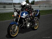 Honda CBR1300 Super Four