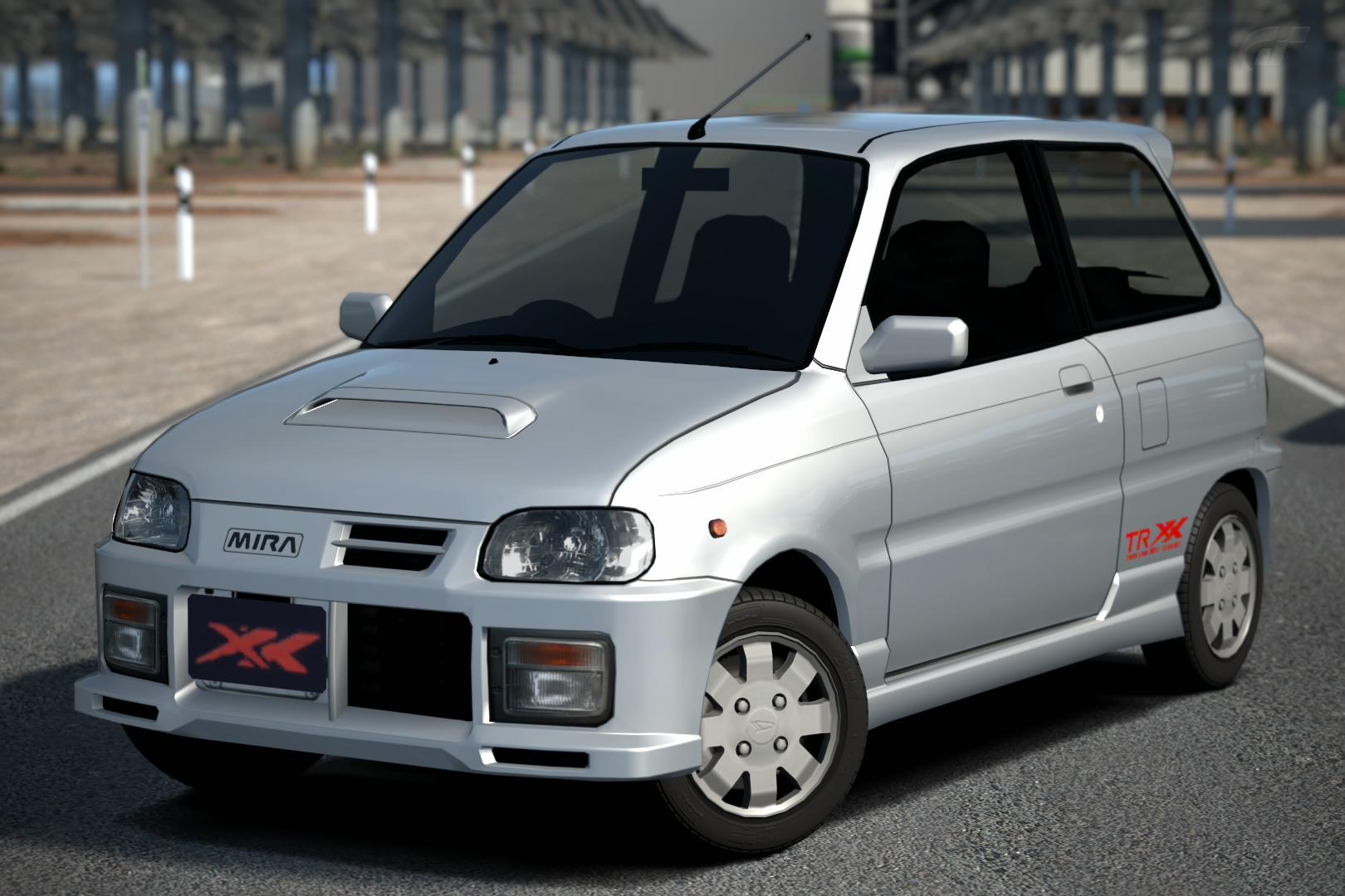 Daihatsu MIRA TR-XX Avanzato R '97