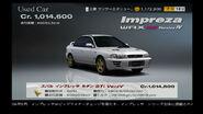Subaru IMPREZA Sedan WRX STi Version IV '97