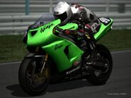 Kawasaki Ninja ZX-6R RM