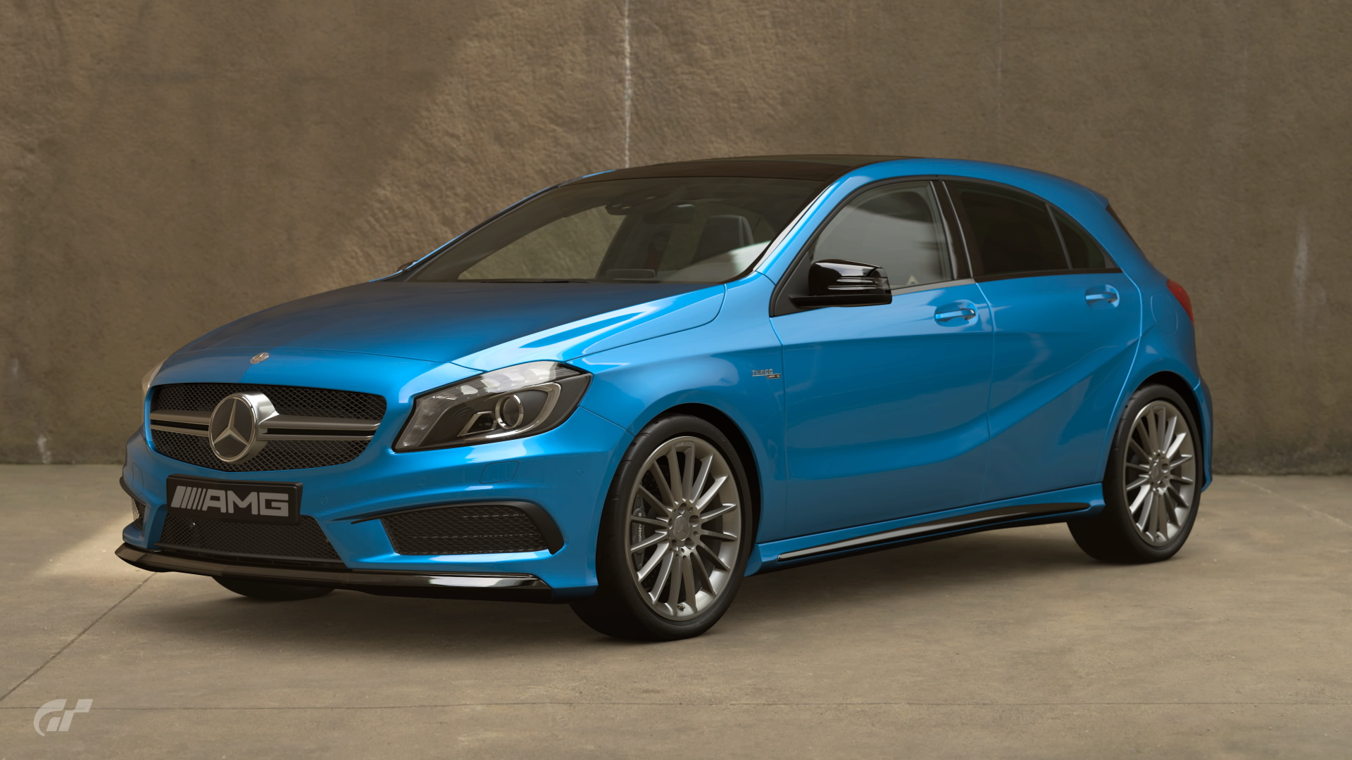 Mercedes-Benz A 45 AMG 4Matic '13