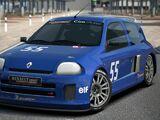 Clio Renault Sport Trophy V6 24V Race Car '00