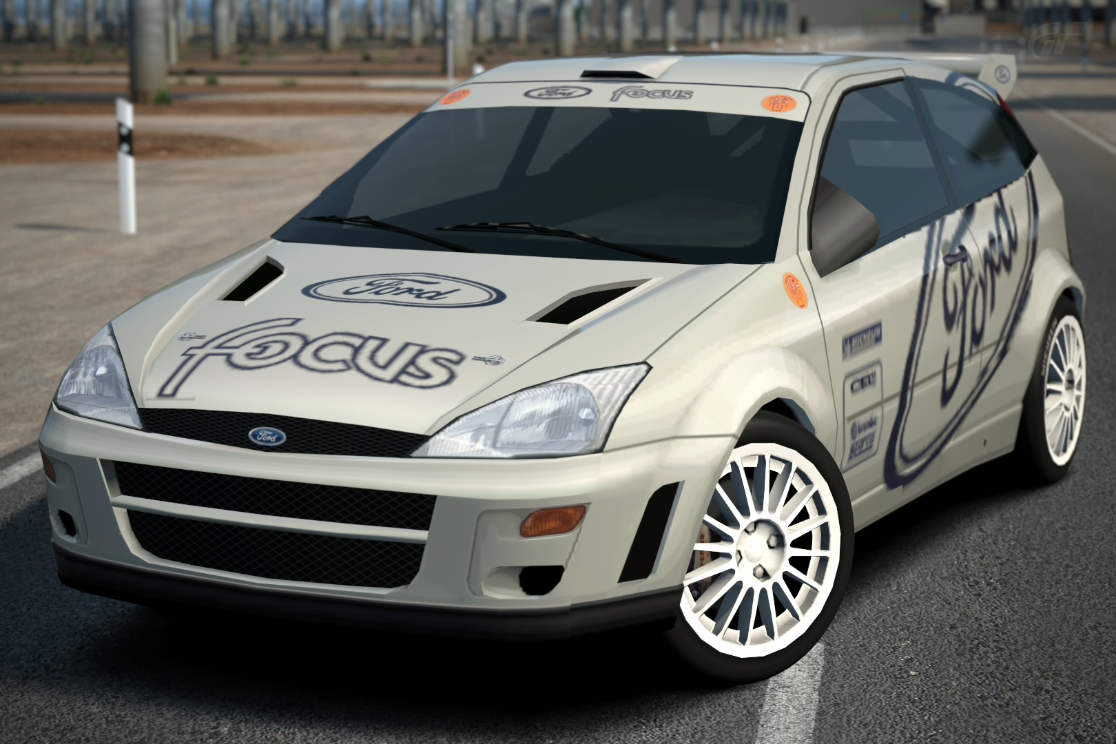 Ford Focus Rally Car '99
