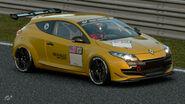 Renault Sport Mégane Gr.4 Michelin Tire Sticker