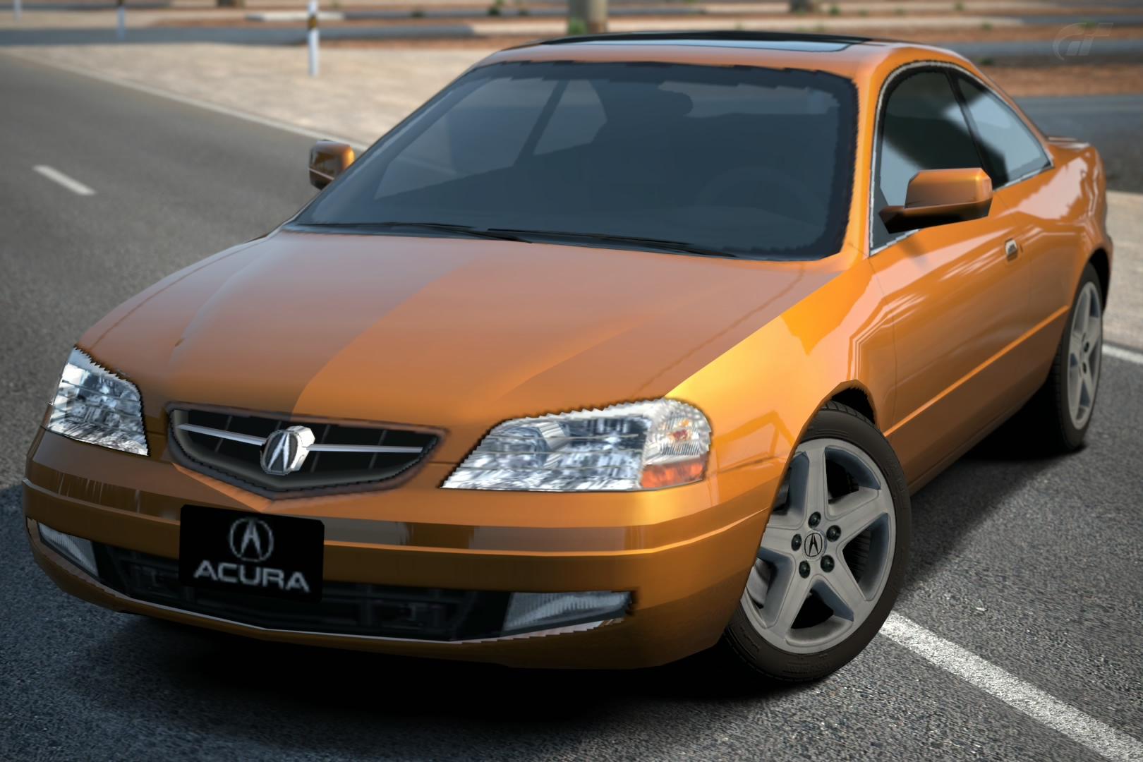 Acura CL 3.2 Type-S '01