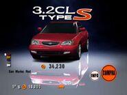 Acura CL 3.2 Type-S '01 (GT3)