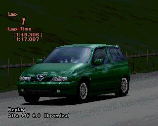 Alfa Romeo 145 2.0 Cloverleaf '98