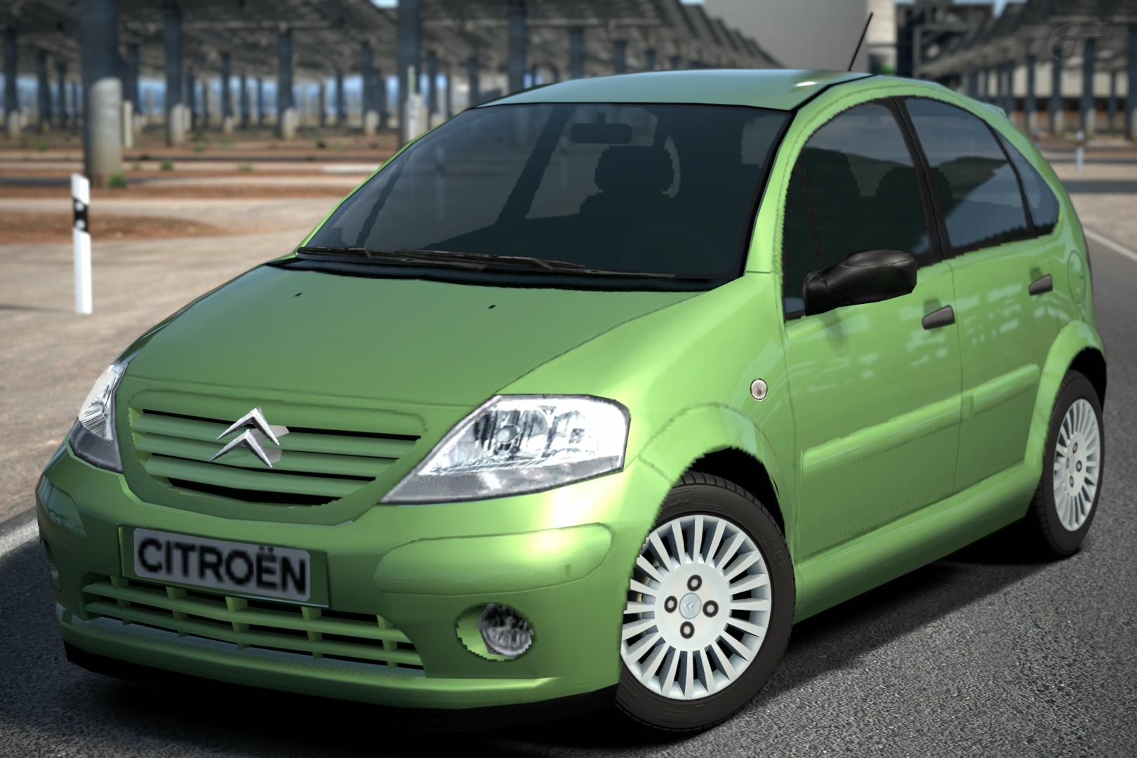 Citroën C3 1.6 '02