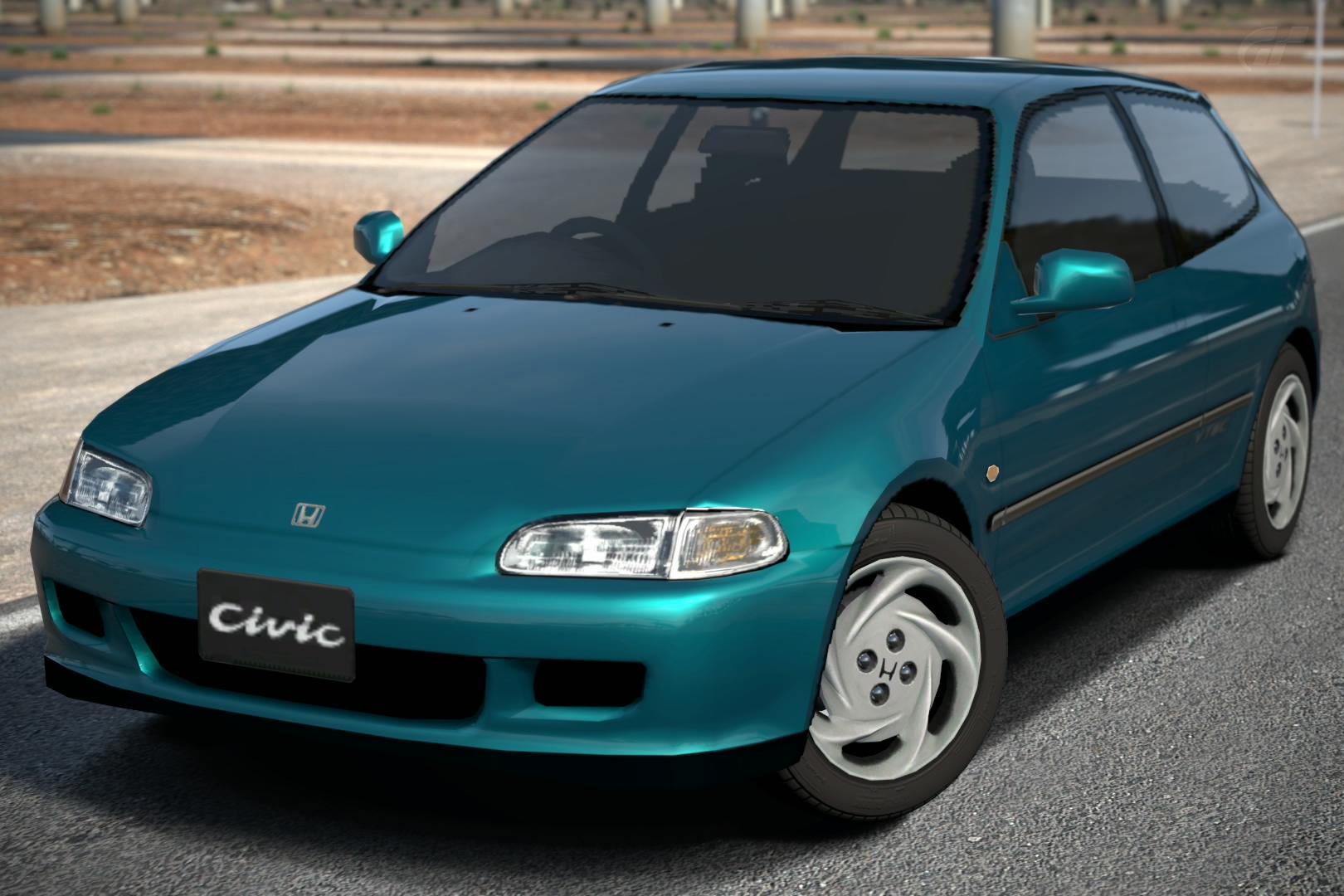 Honda Civic Sir Ii Eg 93 Gran Turismo Wiki Fandom