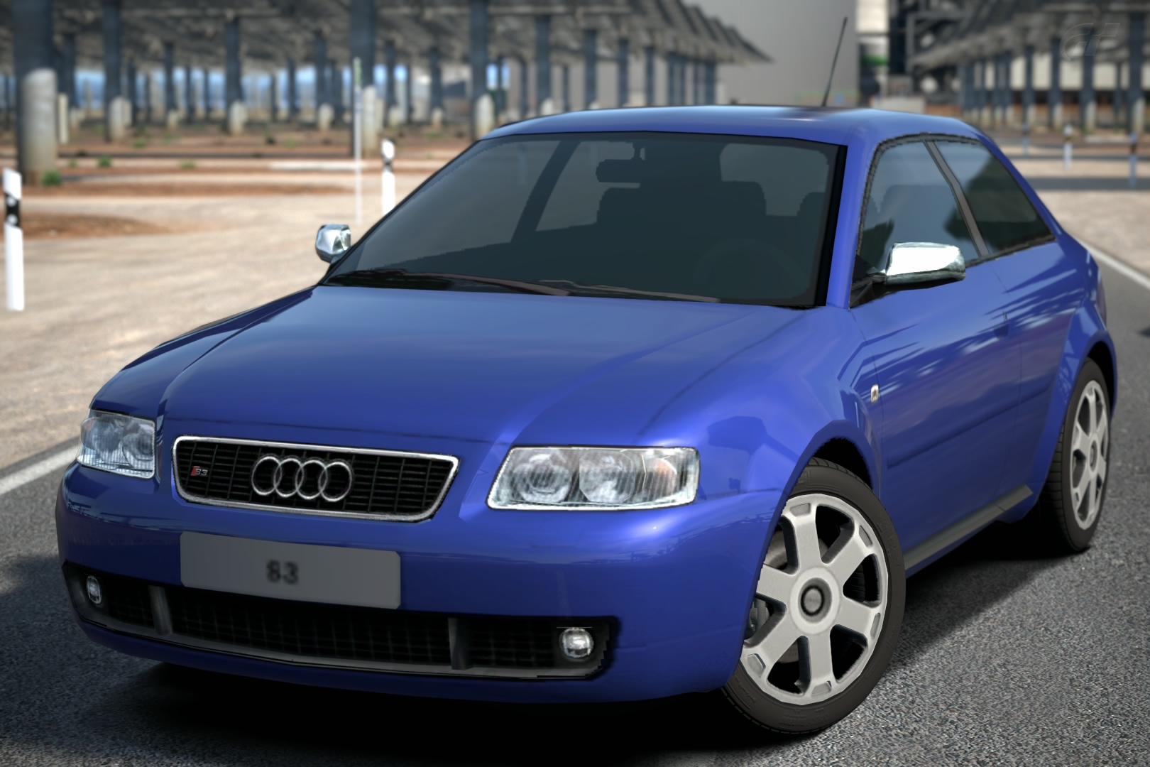 Audi S3 '02