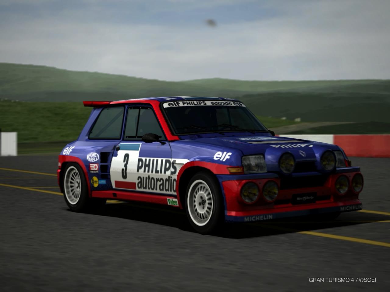 Renault 5 Maxi Turbo Rally Car 85 Gran Turismo Wiki Fandom