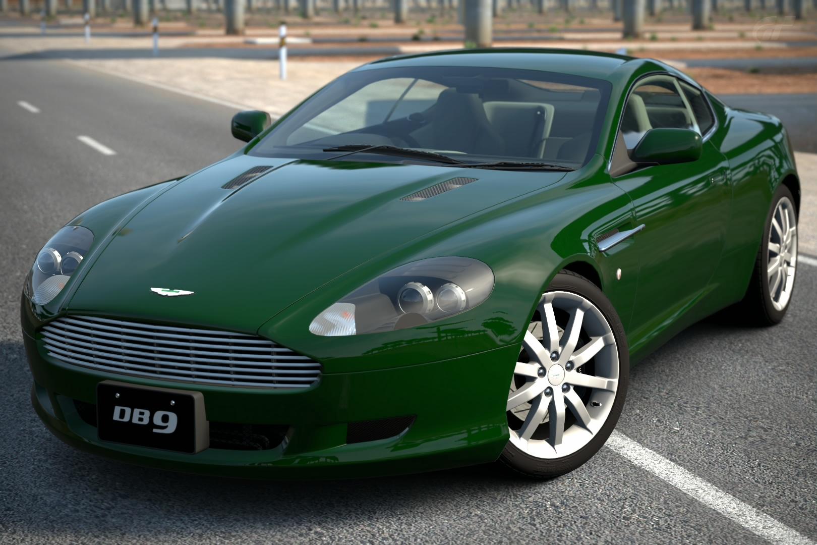 Aston Martin Db9 Coupe 06 Gran Turismo Wiki Fandom