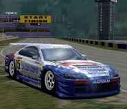 Nissan Zanavi Arta Silvia GT (JGTC) '99