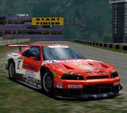 Nissan ARTA ZEXEL SKYLINE GT-R GT '99