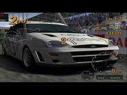 Gran Turismo 3 - Tahiti Maze II - Ford Focus Rally Car