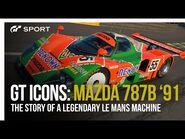 Gran Turismo Icons - Mazda 787B '91-2