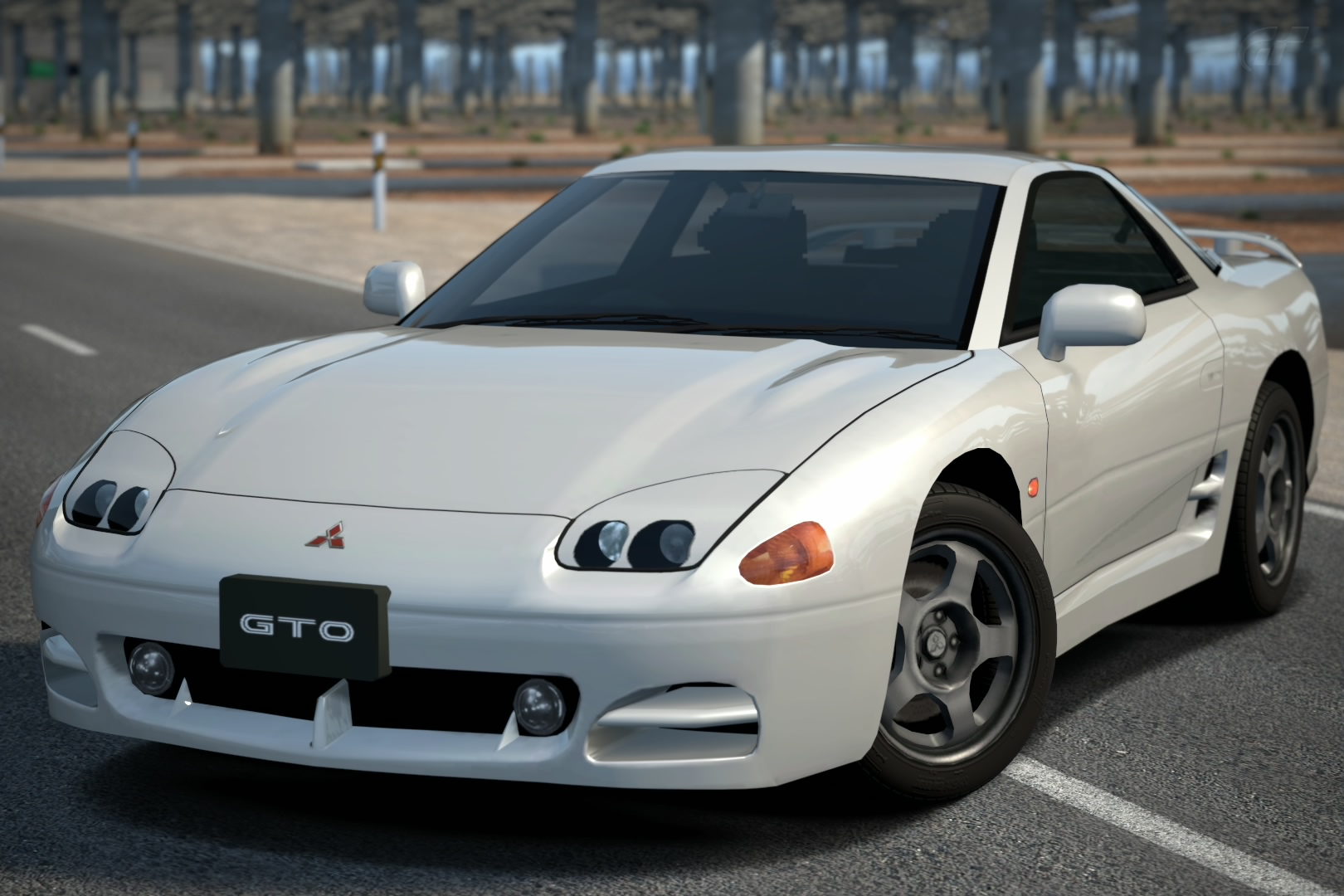 Mitsubishi GTO Twin Turbo '95