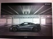 GTS 2015 GT-R Pure Edition scape
