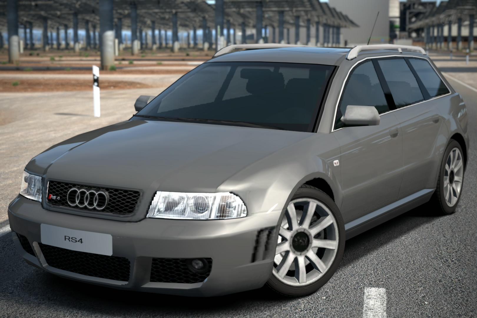 Audi RS 4 '01