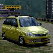 1998 Subaru Pleo RM