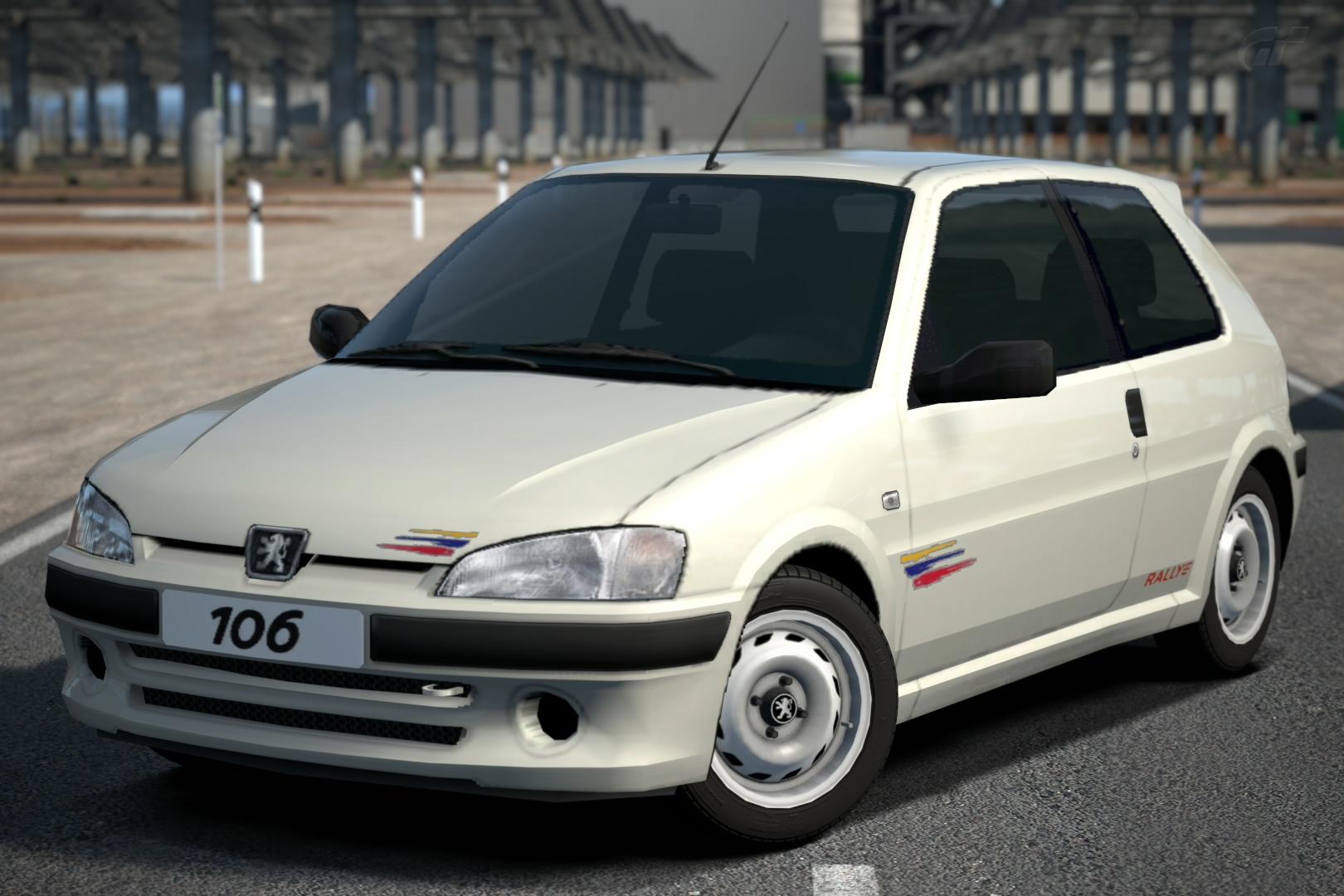 Peugeot 106 Rallye 03 Gran Turismo Wiki Fandom