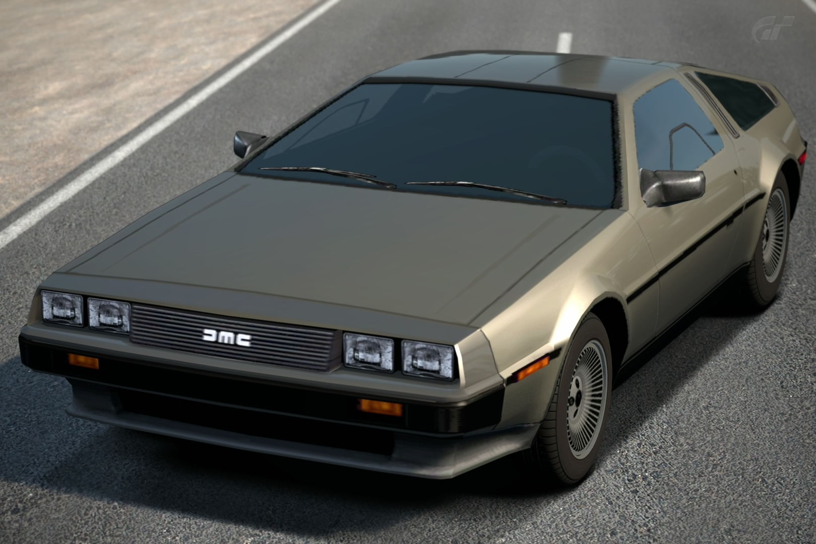 DMC DeLorean S2 '04