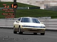 1988 Nissan Silvia Q's 1800cc