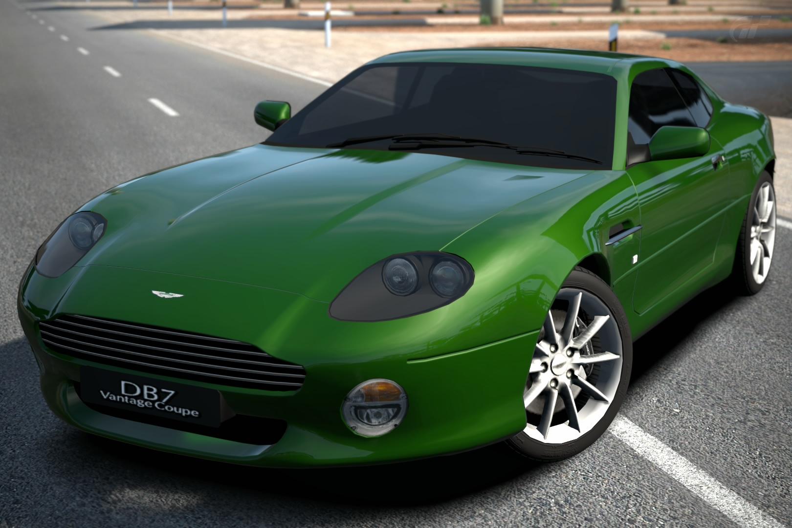 Aston Martin Db7 Vantage Coupe 00 Gran Turismo Wiki Fandom