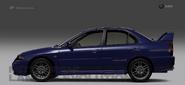 Mitsubishi Evo IV GTHD