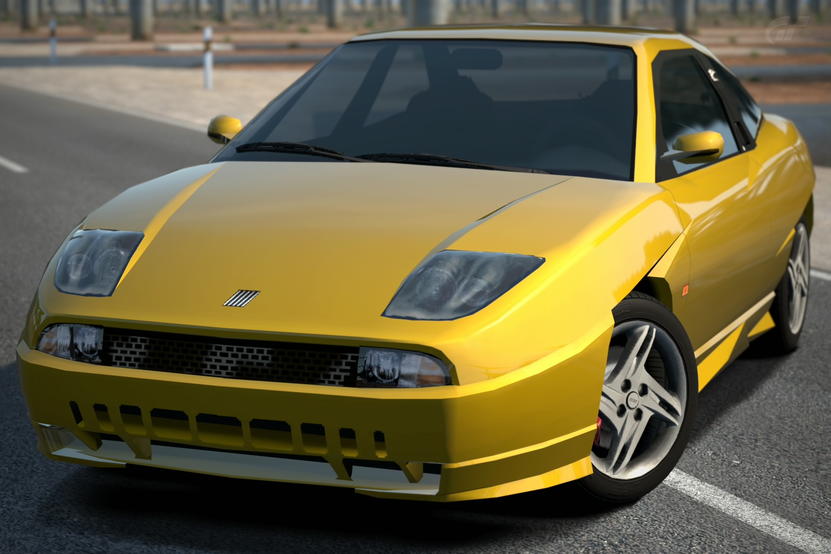 Fiat Coupe Turbo Plus '00