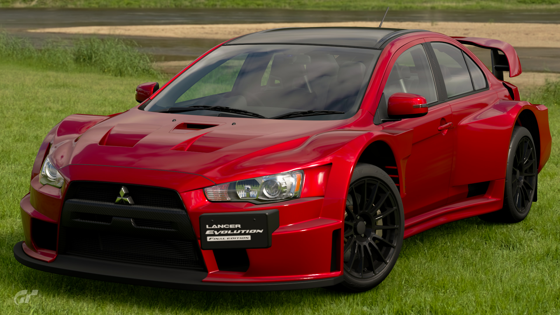 Mitsubishi Lancer Evolution Final Edition Gr.B Road Car