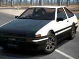 Toyota SPRINTER TRUENO GT-APEX (AE86 Shuichi Shigeno Version) '00