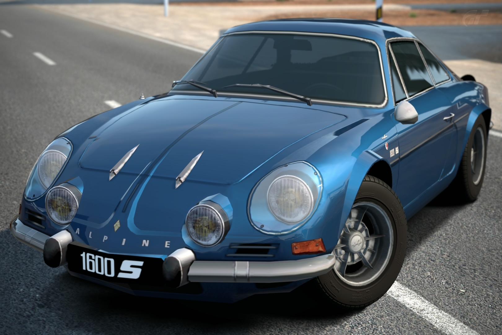 Alpine A110 1600S '73