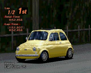 Fiat 500 R '75