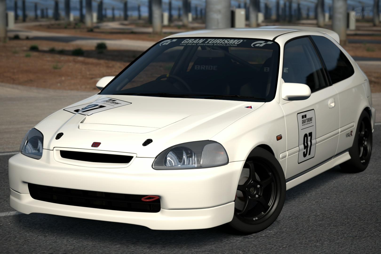 Honda Civic Type R Ek Rm 97 Gran Turismo Wiki Fandom