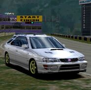1998 Subaru Impreza Wagon STi Version V