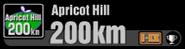 Apricot Hill 200km(GT2)