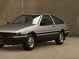 Toyota SPRINTER TRUENO GT-APEX (AE86) '83