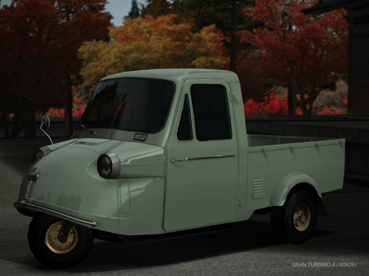 Daihatsu Midget '63
