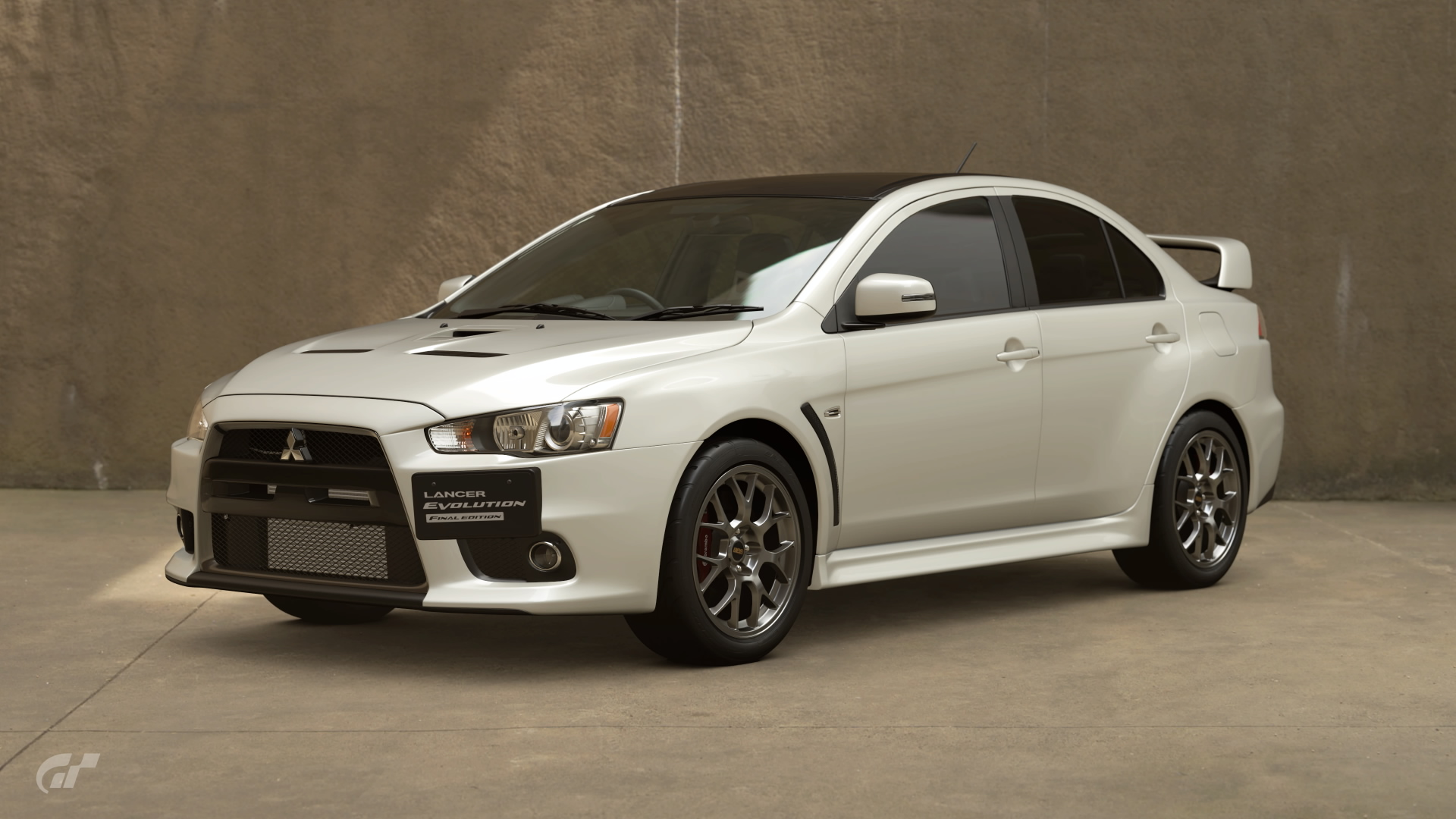 Mitsubishi Lancer Evolution Final Edition '15