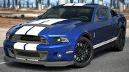 Ford Shelby GT500 '13