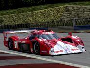 Toyota GT-ONE Race Car (TS020) '99 -1 Exxon Superflo