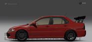 Mitsubishi Evo IX Tuned GTHD